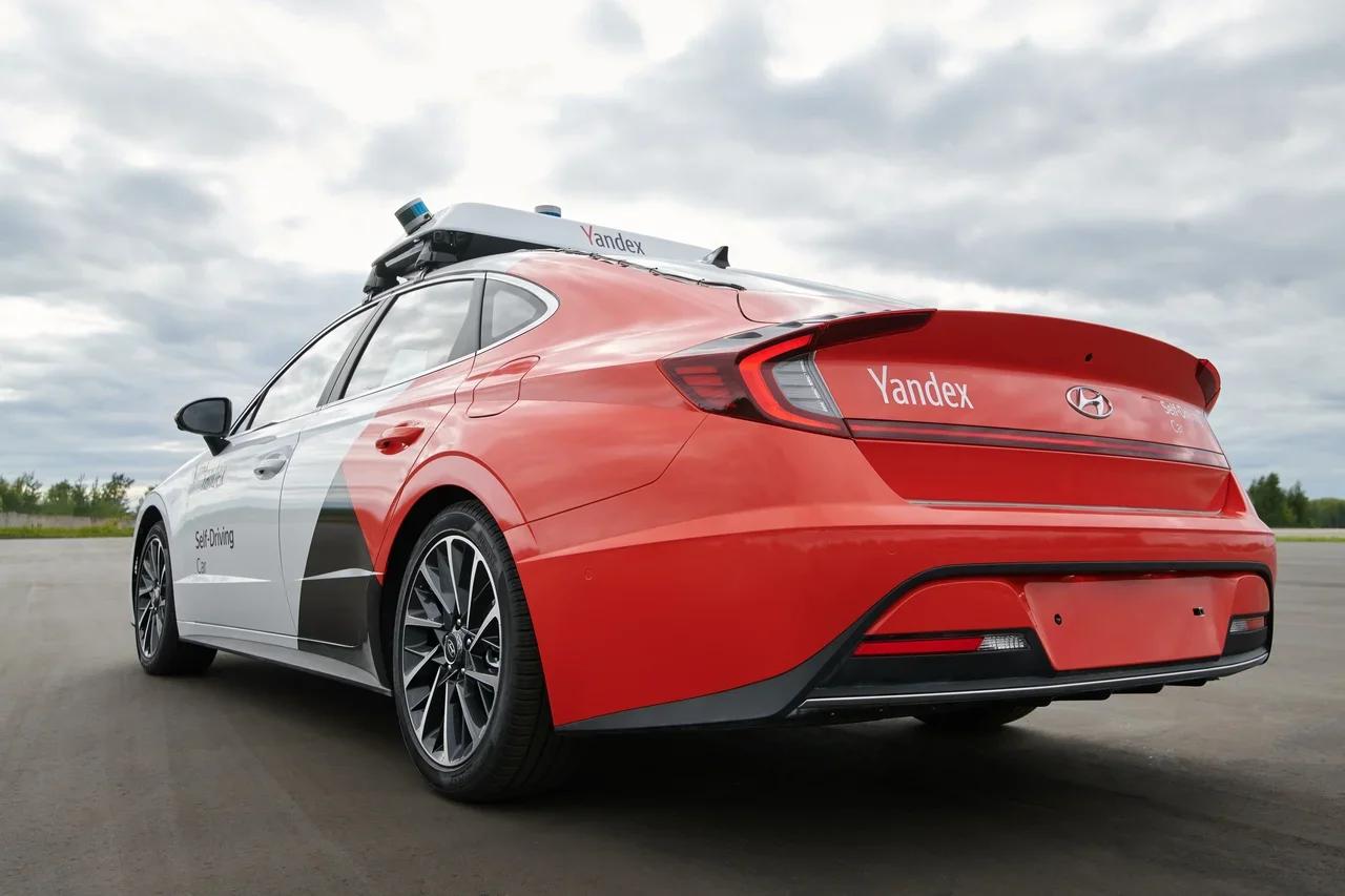 «Яндекс» собрал беспилотный автомобиль на базе Hyundai Sonata за несколько недель1
