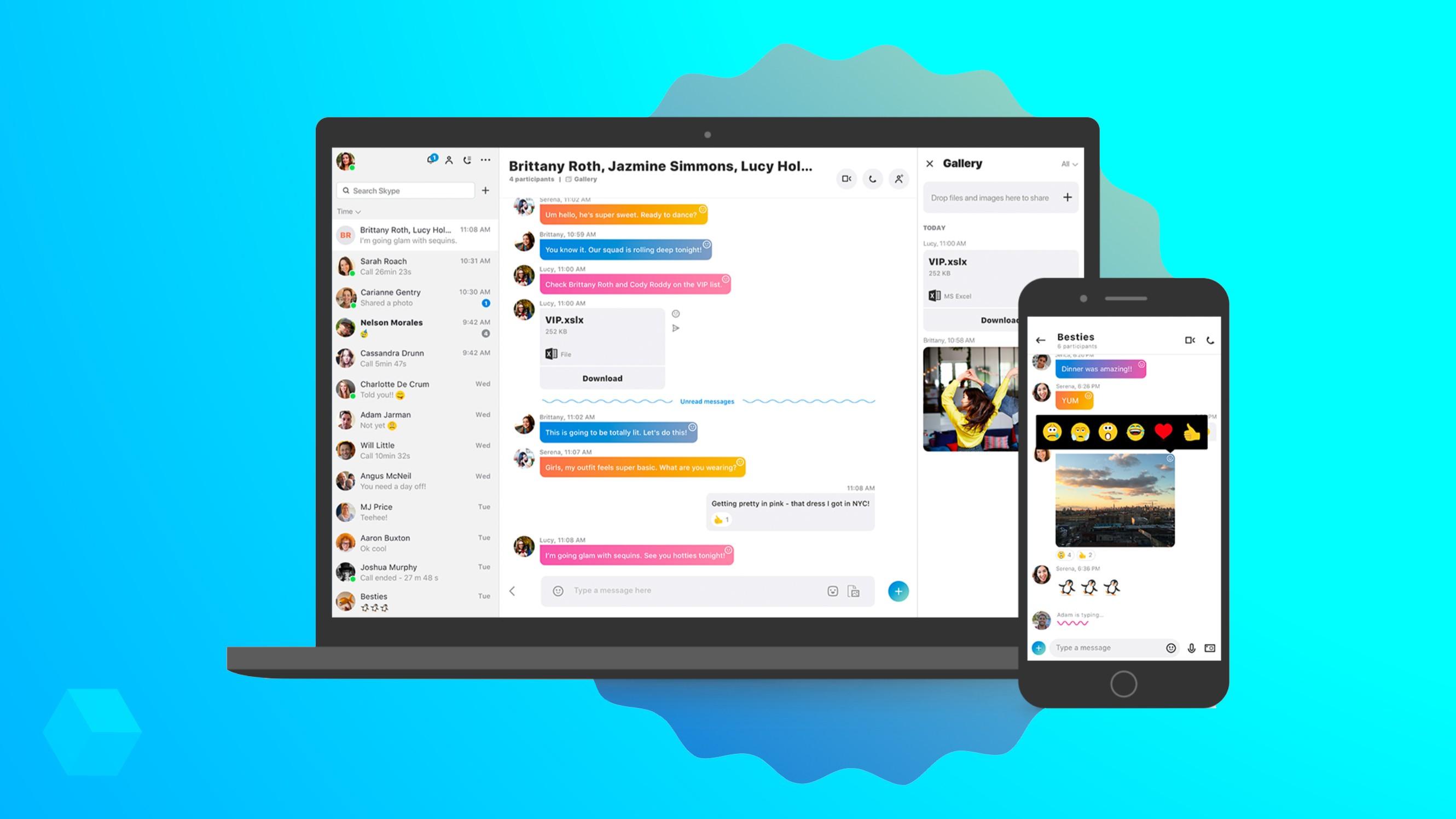Microsoft: «Мыпродолжим поддерживать классическую версию Skype»