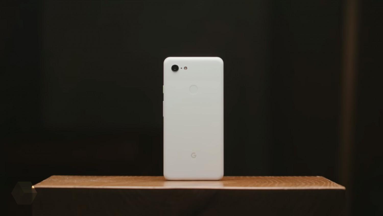 Концепт Google Pixel 4 XL от Вениамина Гескина