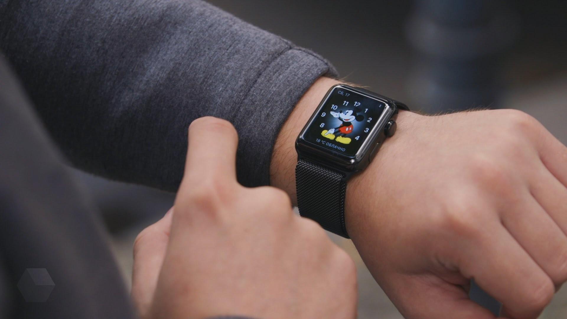 Apple потребовала 146 млн рублей у российской таможни за пошлины на Apple Watch