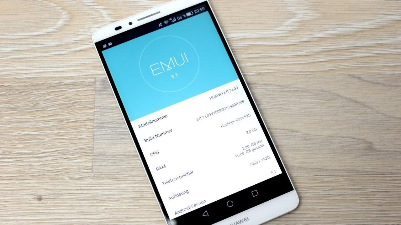 Huawei разрабатывает собственную мобильную ОС