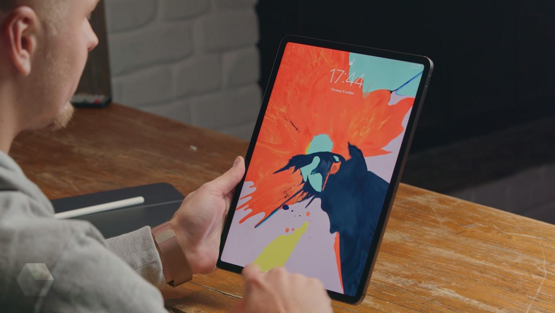 Обзор iPad Pro 2018 — самый крутой iPad3