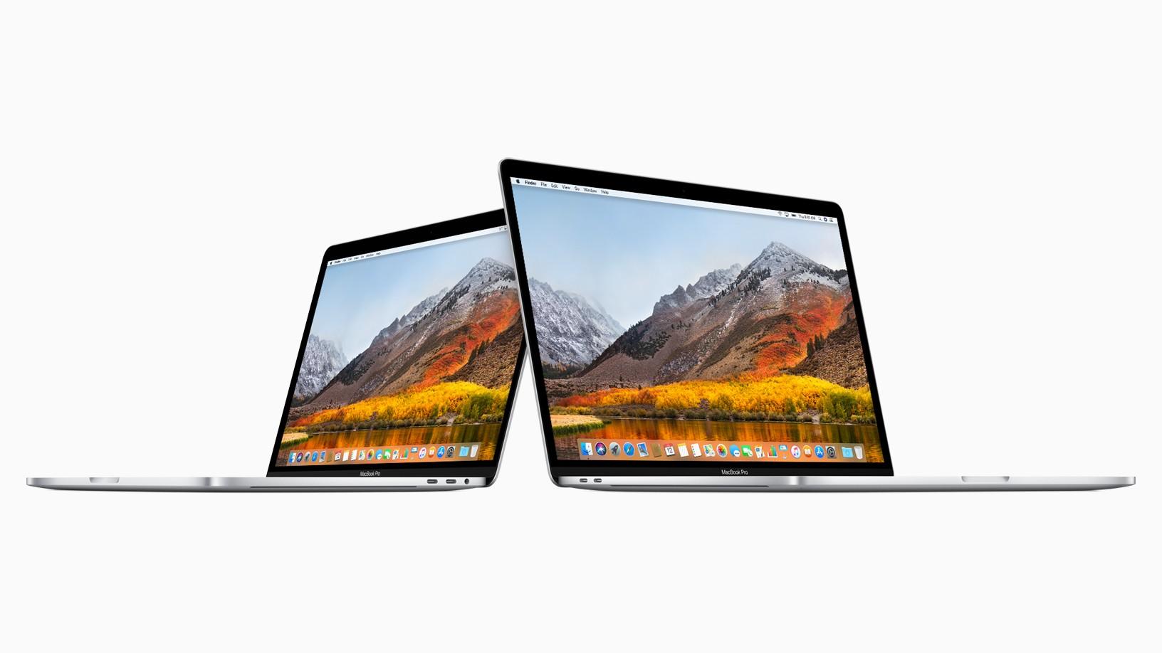 Apple обновила процессоры и клавиатуру MacBook Pro