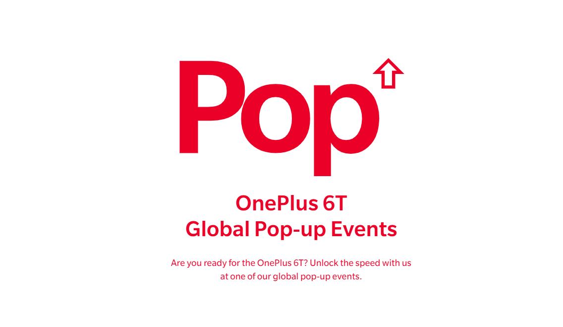 OnePlus проведёт мини-презентации OnePlus 6T в 26 городах1