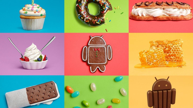 Android Oreo установлена на менее 5% смартфонов