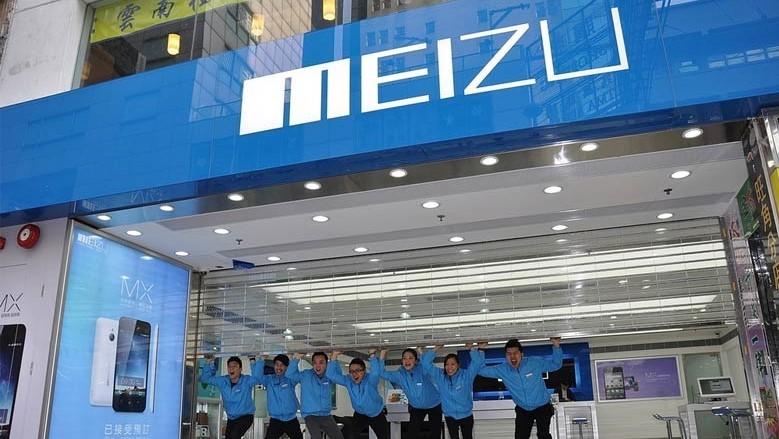 Meizu распродаёт ассортимент салонов со скидкой 50% на всё