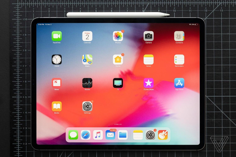 Что говорят журналисты об iPad Pro (2018)1