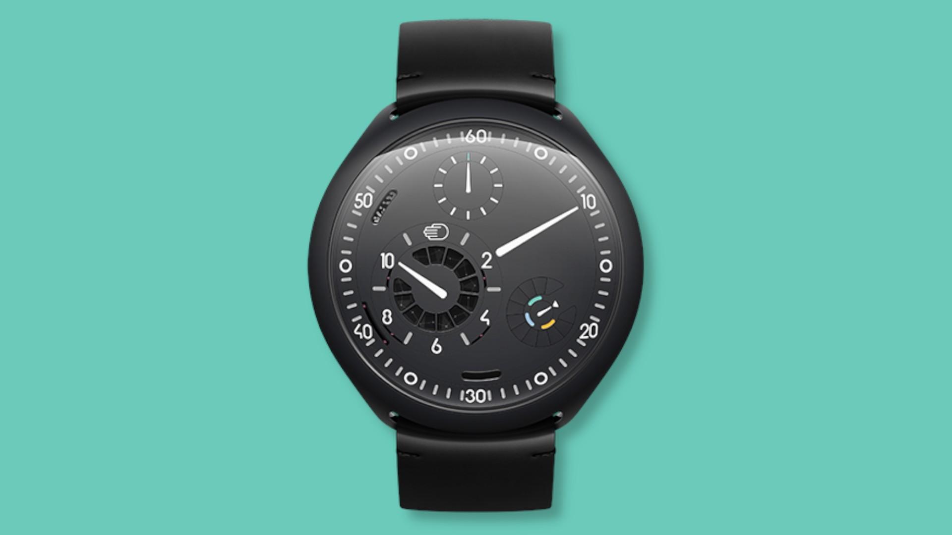 Часы Ressence Type 2 с солнечной батареей оценены в 48 тысяч долларов