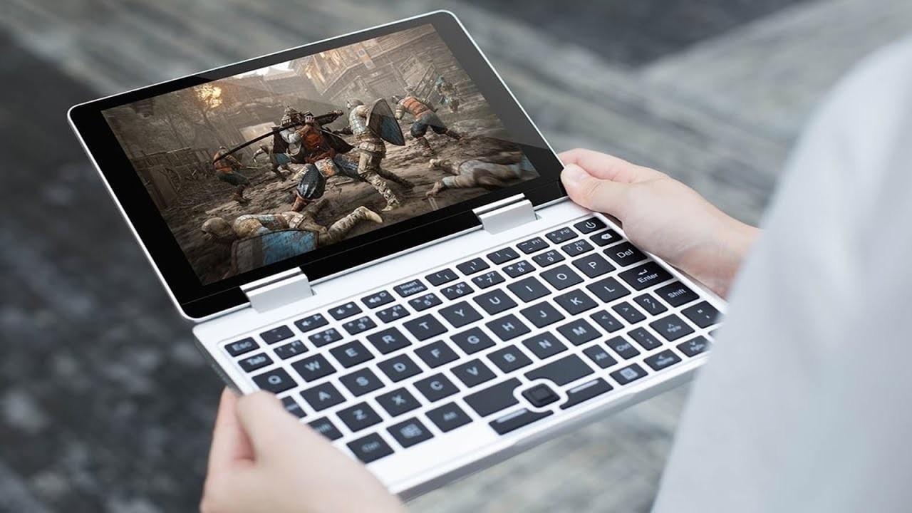 TopJoy Falcon: крохотный гибридный ноутбук