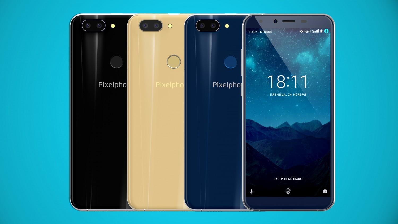 Pixelphone M1 — характеристики и дата начала продаж1