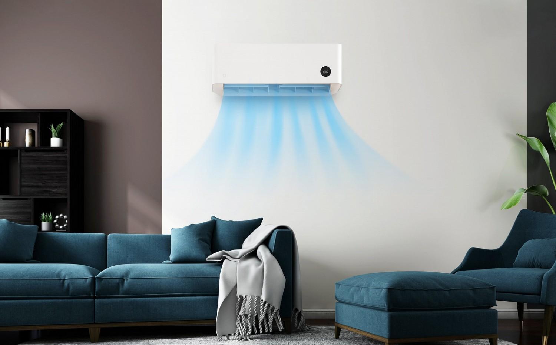 Mijia Smart Air Conditioner —  новый кондиционер компании Xiaomi1