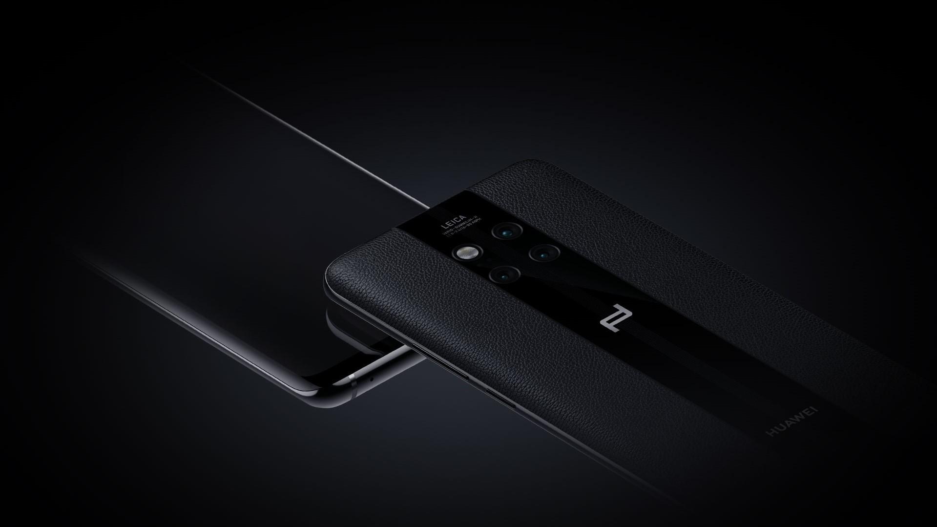 В России стартуют продажи премиального Porsсhe Design Huawei Mate 20 RS