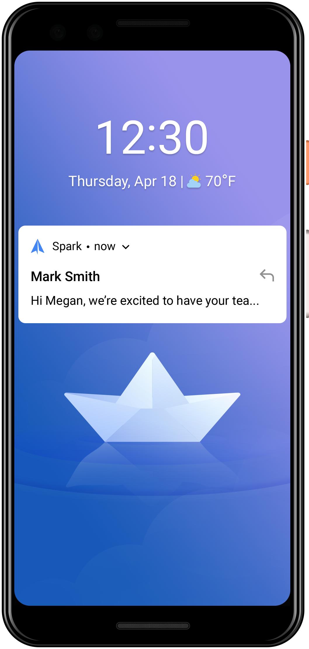 Популярный Email-клиент Spark вышел для Android2