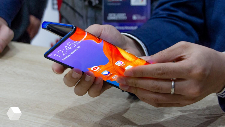 Складной Huawei Mate X будет выпущен в сентябре