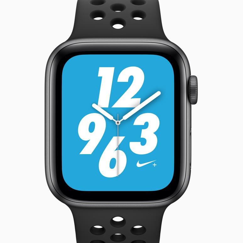 Apple Watch Nike+ Series 4 поступили в продажу2