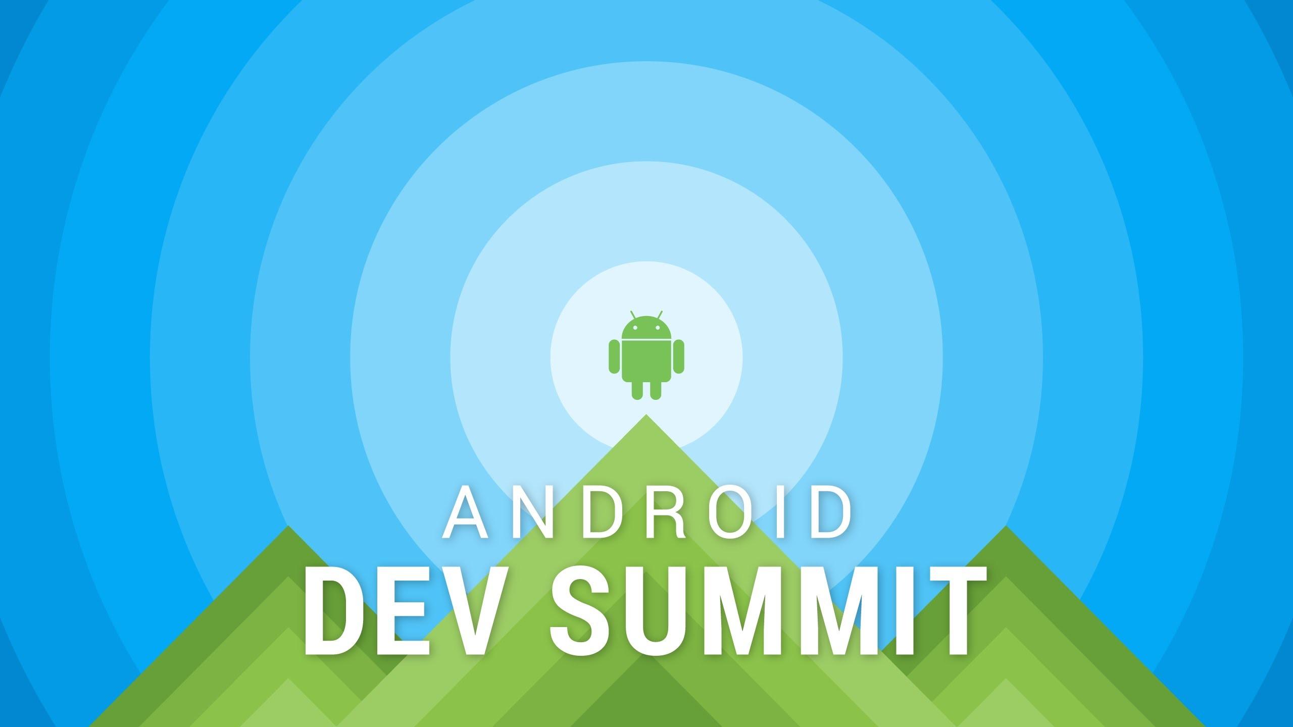 Google анонсировала форум Android Dev в ноябре