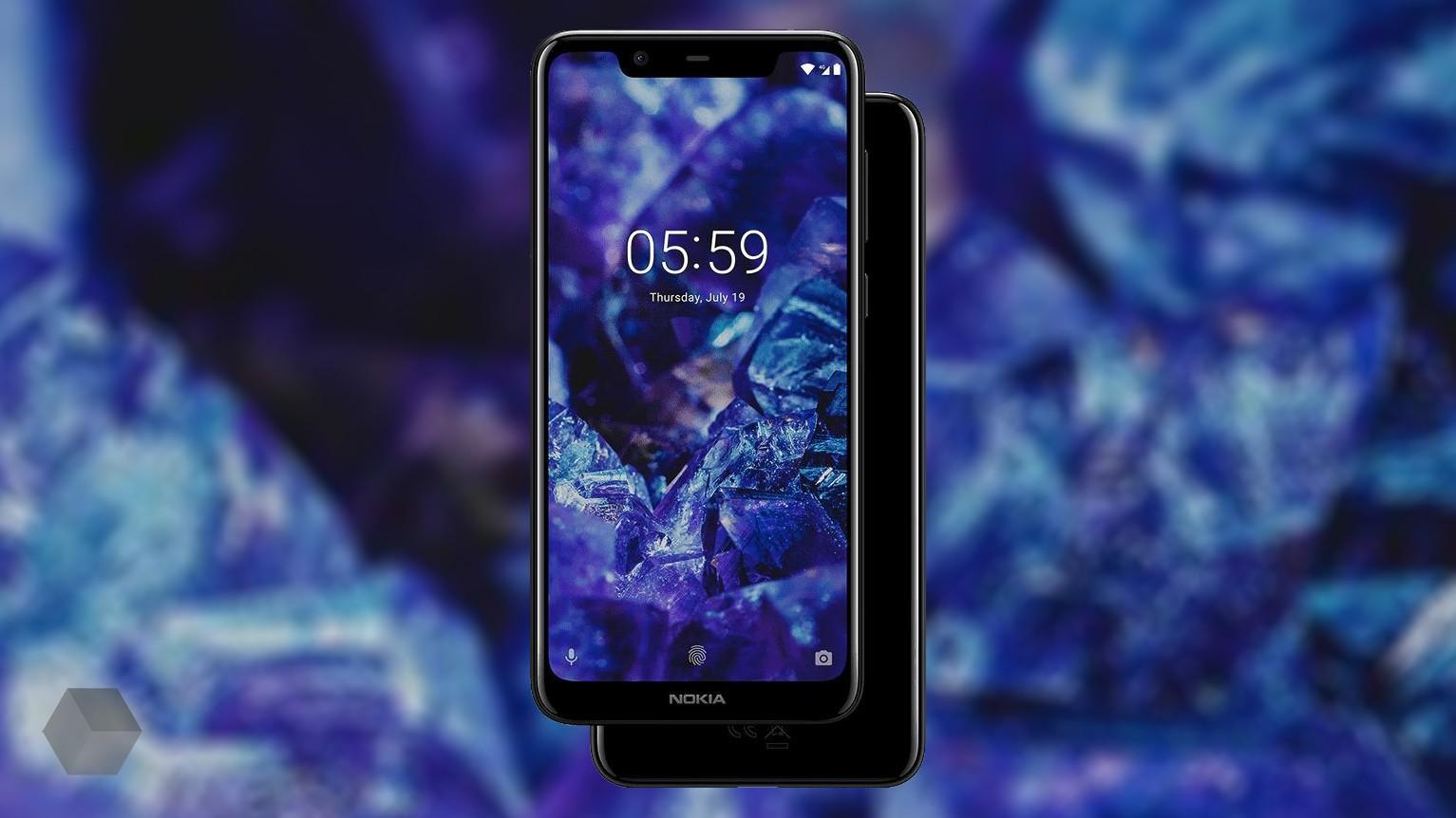 В России начались продажи Nokia 5.1 Plus
