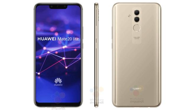 Спецификации и цена Huawei Mate 20 Lite1