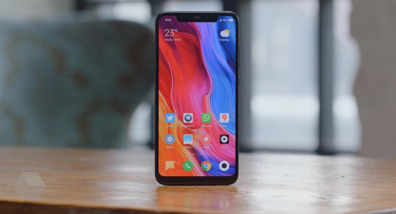Mi 8 за 16 495 рублей и другие скидки в официальном магазине Xiaomi