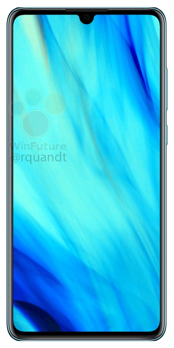 Полные характеристики Huawei P30 и P30 Pro до анонса3
