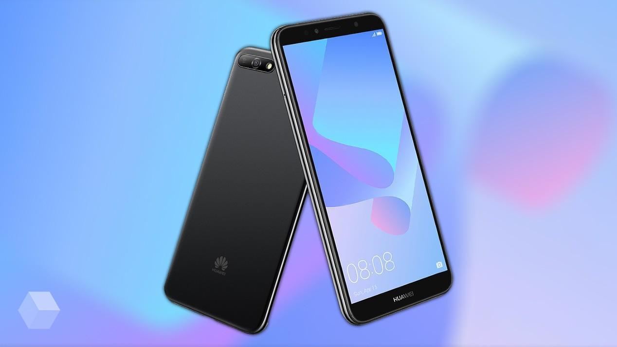 Первые изображения смартфонов обновлённой Y-серии от Huawei