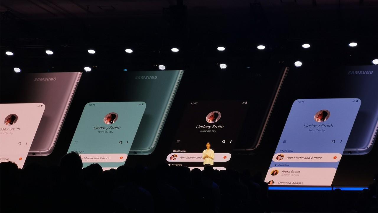 Выпущена вторая бета-версия оболочки Samsung One UI