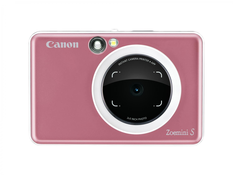 Canon представила камеры с моментальной печатью и карманный принтер6