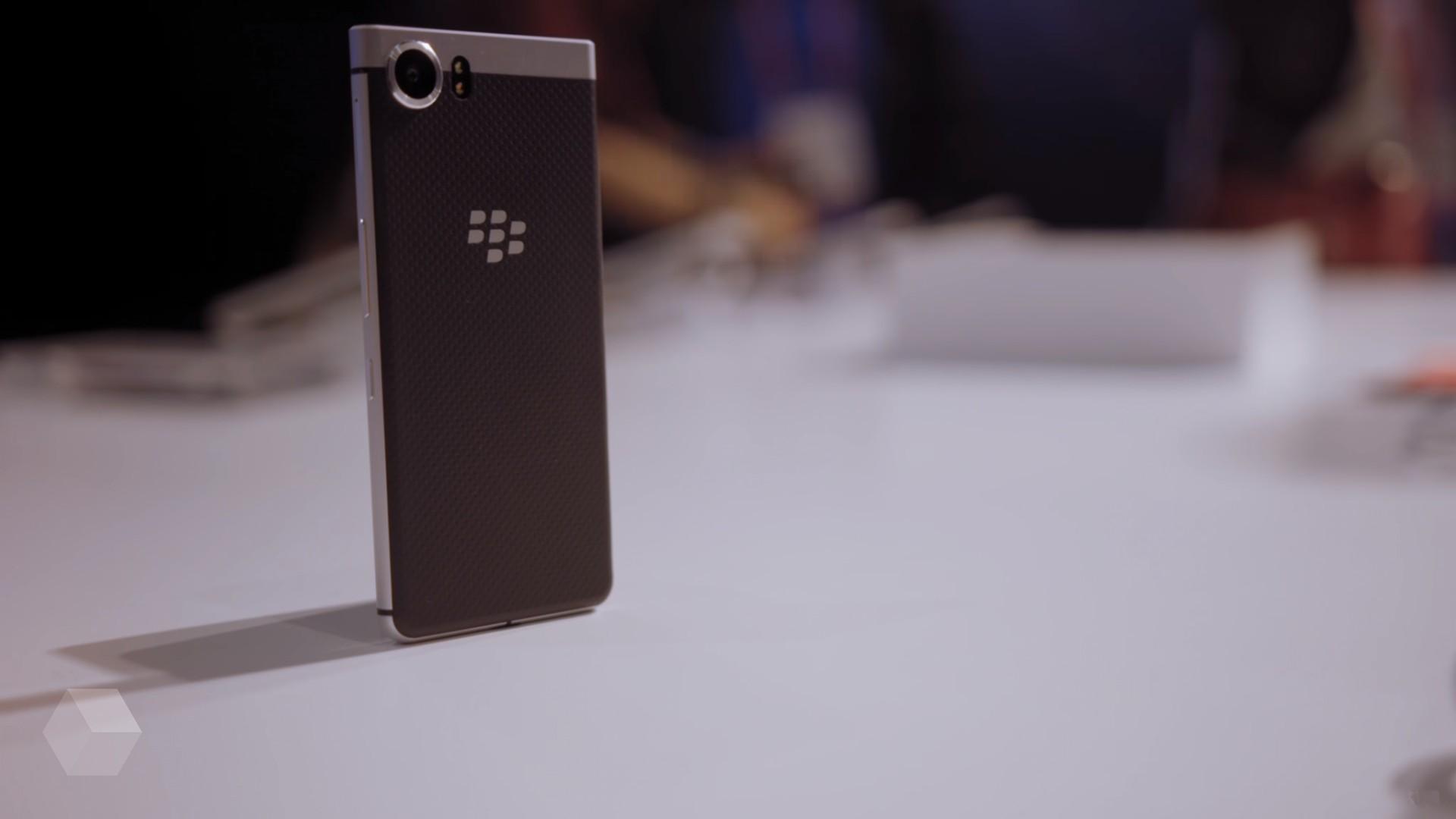 BlackBerry может показать лайт-версию KEY2 на IFA 2018