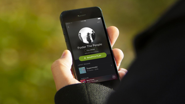 Spotify появится в России уже этим летом