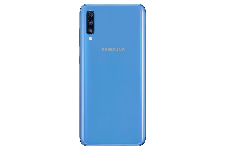 Samsung представила смартфоны Galaxy A40 и A707