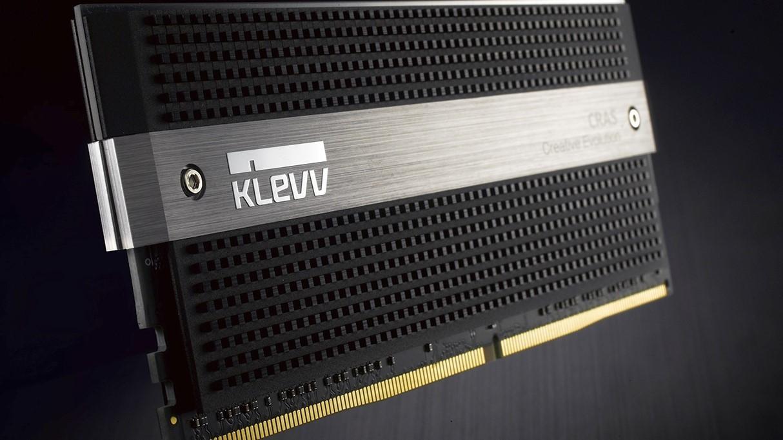 Производитель модулей памяти KLEVV выходит на российский рынок