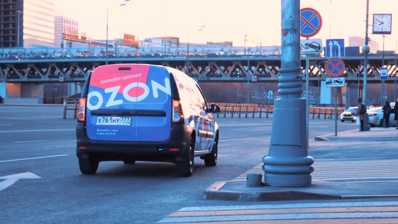 Ребрендинг Ozon: от нового логотипа до курьеров и автомобилей5