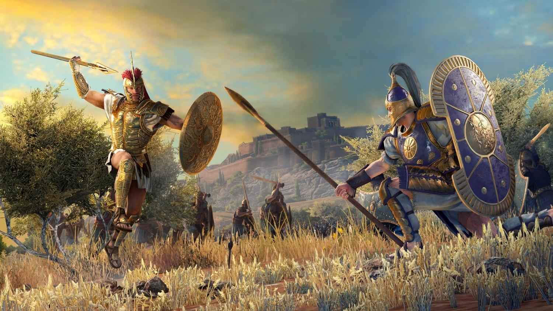 Total War Saga: Troy можно бесплатно забрать в течение суток в Epic Games Store