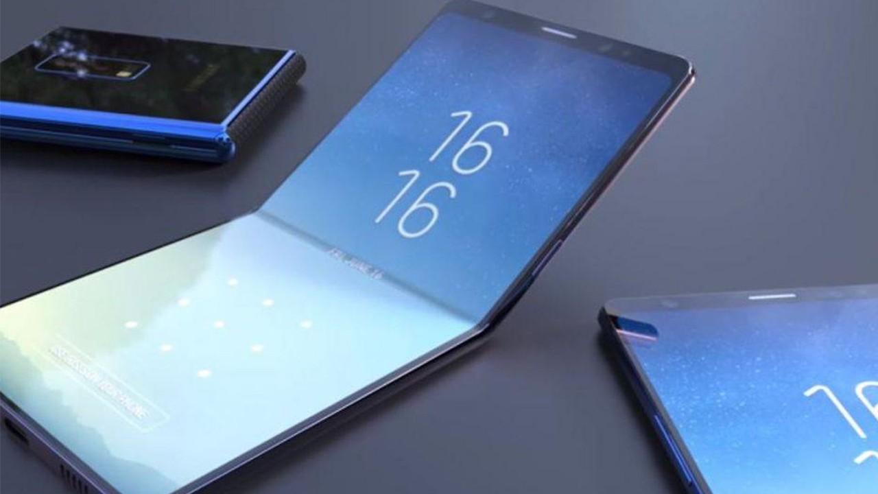 Samsung выпустит смартфон со сгибаемым дисплеем в этом году