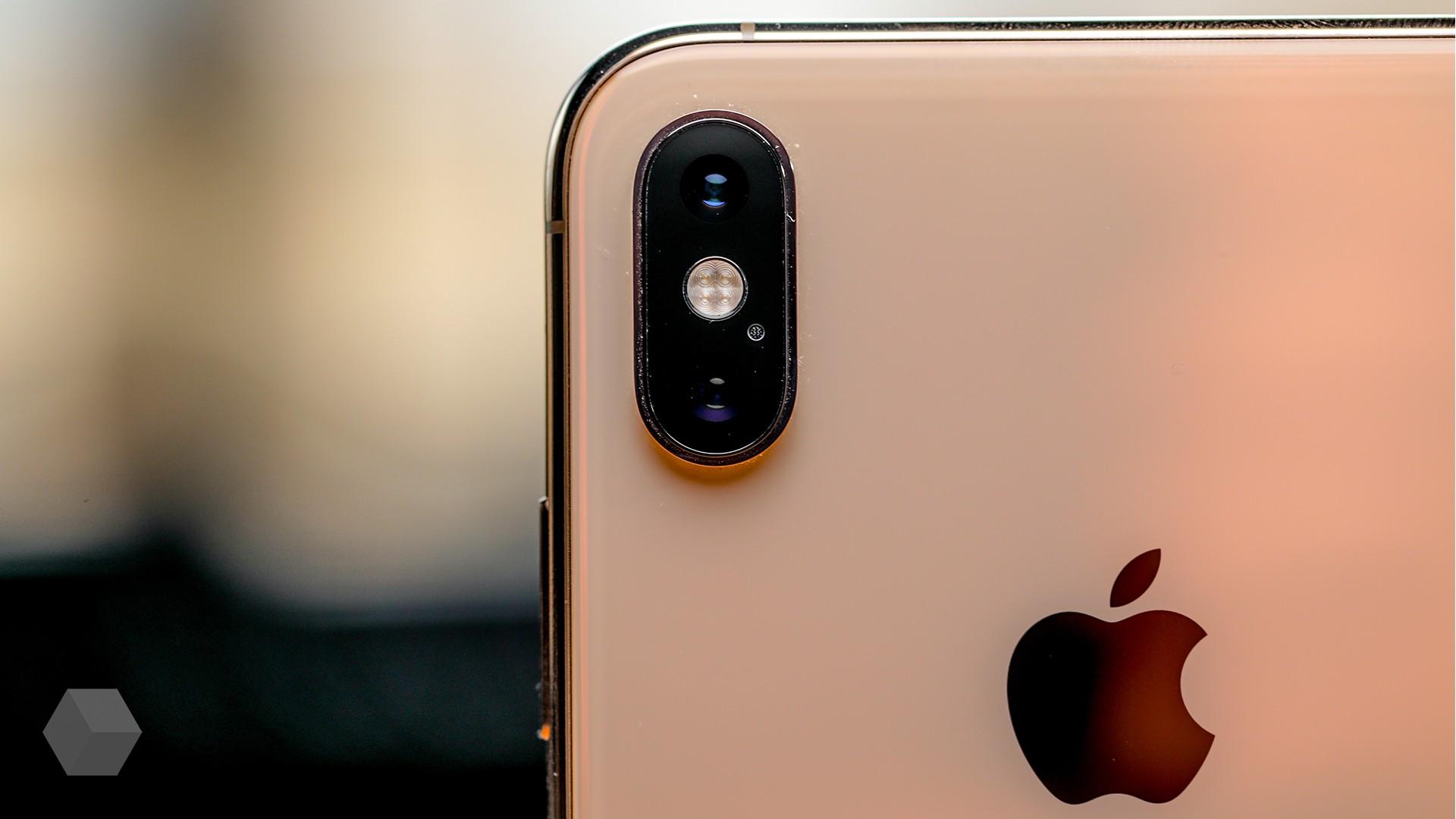 Камеры iPhone XS Max фото