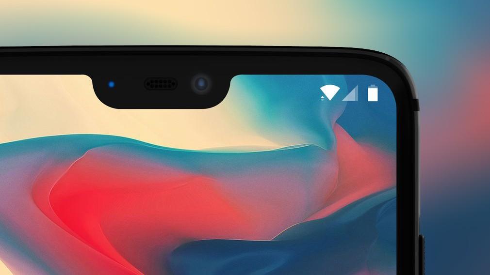 OnePlus 6 получит вырез вэкране