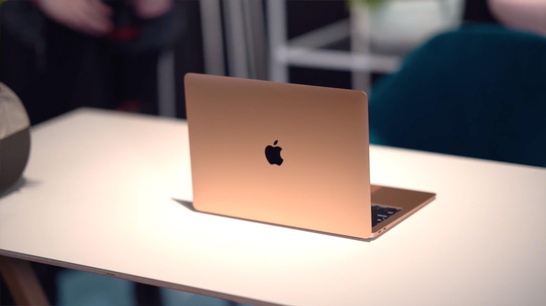 Демонтаж MacBook Air 2018: активное охлаждение и простая замена батареи