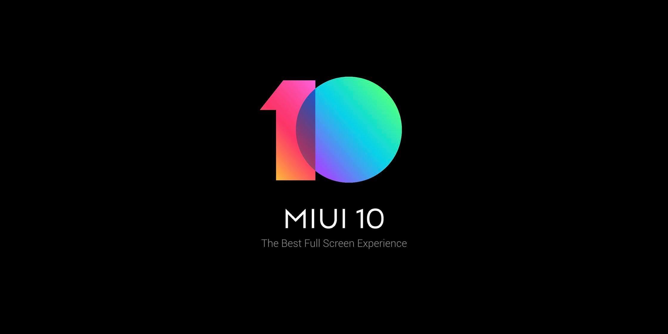 Обновление MIUI 10: скорость, жесты и AI