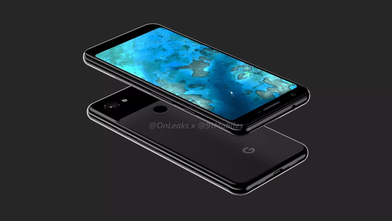 Новые подробности о Google Pixel 3 Lite и 3 Lite XL2