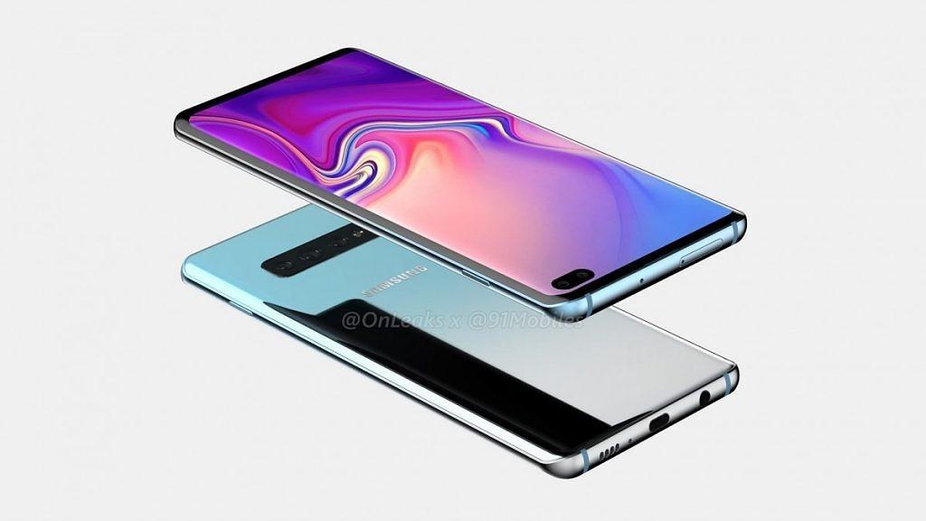 Подтверждён дизайн Samsung Galaxy S10 Lite