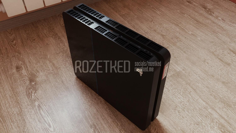 Фото прототипа консоли Sony PlayStation 5 [Обновление: фейк]1