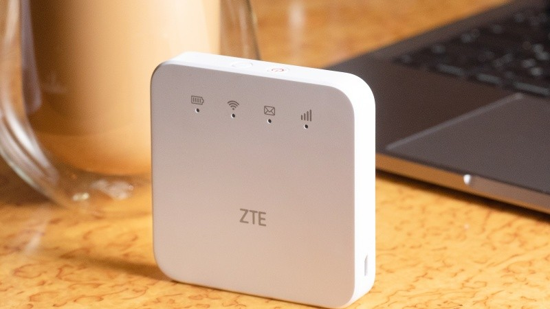 ZTE представила компактный мобильный 4G-роутер с поддержкой Wi-Fi MIMO 2×2
