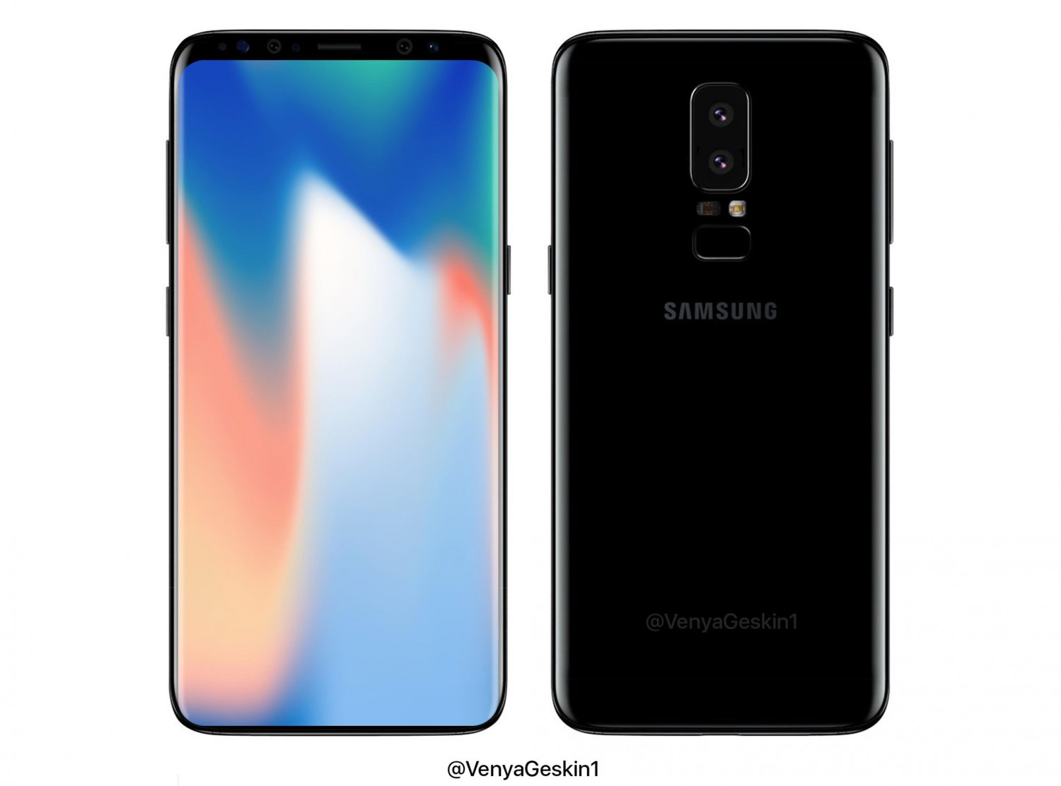 design and display samsung galaxy s9 and s9 the - 1024×759
