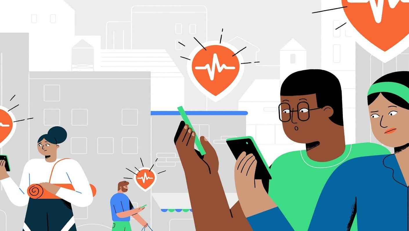 Google создаёт систему оповещения о землетрясениях с помощью Android-устройств