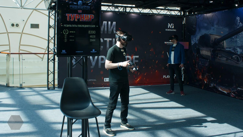 Турнир по World of Tanks VR начнётся 11 мая1