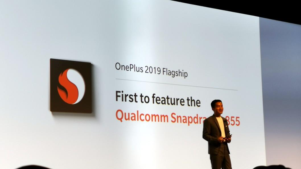 Первый смартфон с Snapdragon 855 выпустит OnePlus