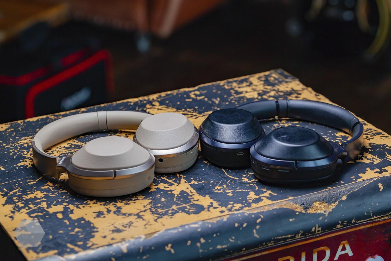 Наушники с шумоподавлением Sony MDR-1000X и WH-1000XM2 — какие лучше?1