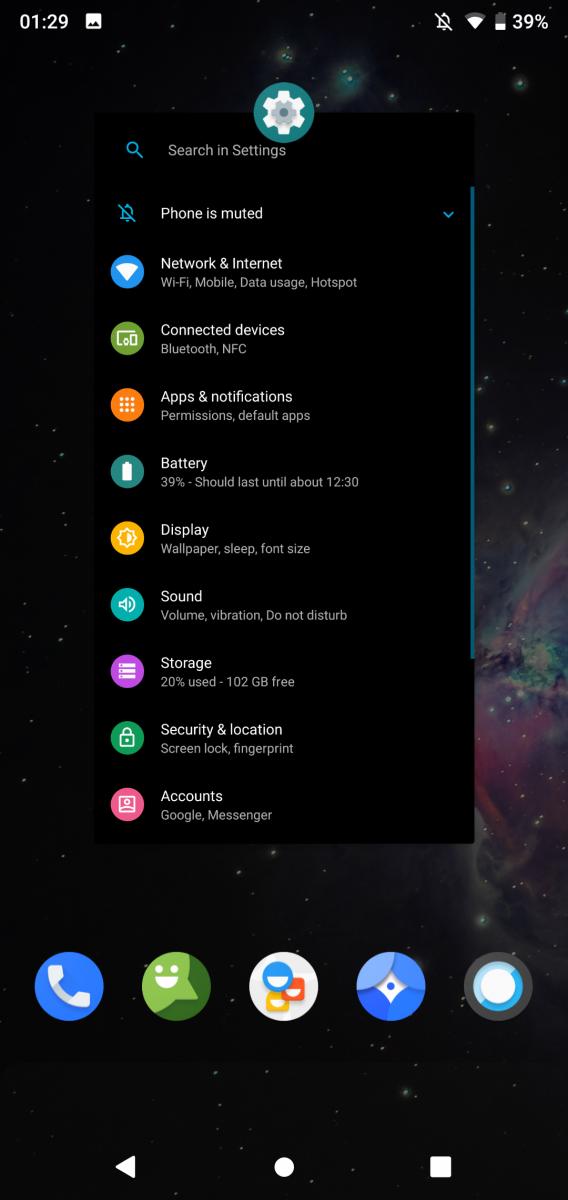 Топ кастомных прошивок для OnePlus 7 Pro1