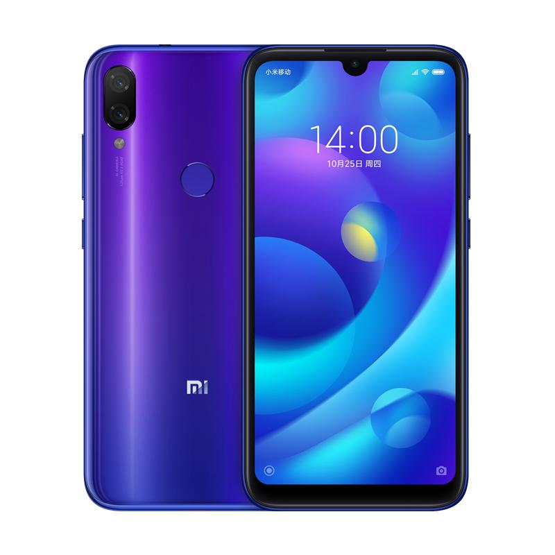 Xiaomi Mi Play: MediaTek Helio P35 и дисплей 5,84 дюйма за 160 долларов1