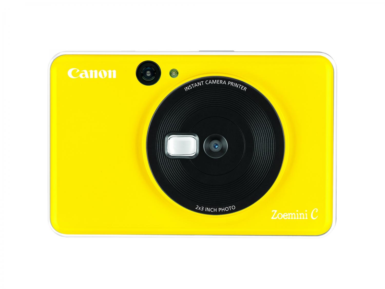 Canon представила камеры с моментальной печатью и карманный принтер10